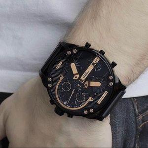New man Diesel wristwatch